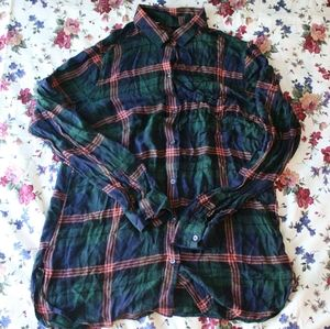Old Navy flannel shirt🌼 $5 add-on